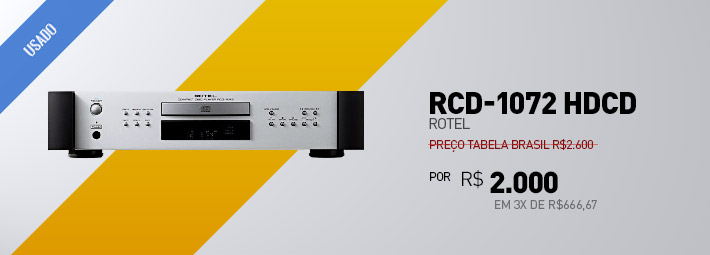 Rotel RCD 1072