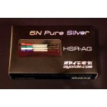 OYAIDE HSR-AG PHONO CARTRIDGE LEADS PURE SILVER