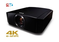 JVC DLA X55  4K e-Shift  3D
